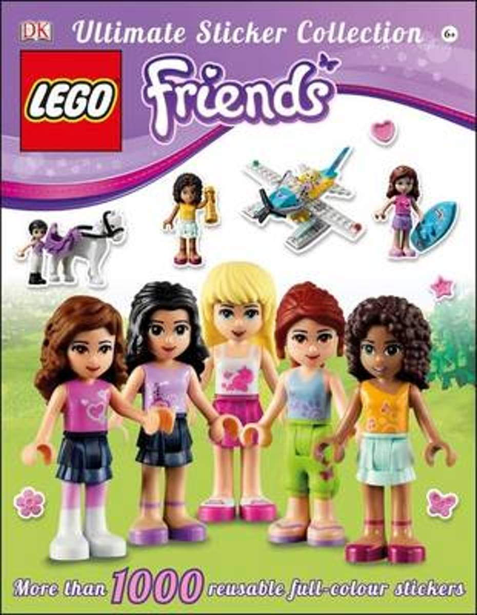 LEGO 325499 Friends Ultimate Sticker Collection [EN]